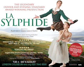 Queensland Ballet at the Coliseum