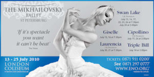 The Mikhailovsky Ballet