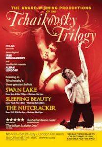 Tchaikovsky Trilogy