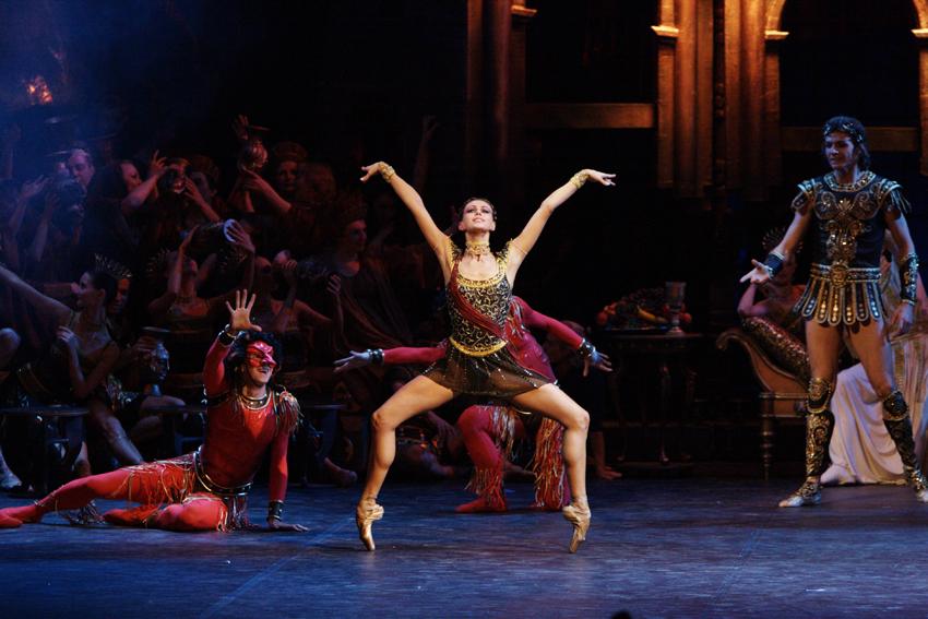 Mikhailovsky Ballet La Cavalerie de Halte
