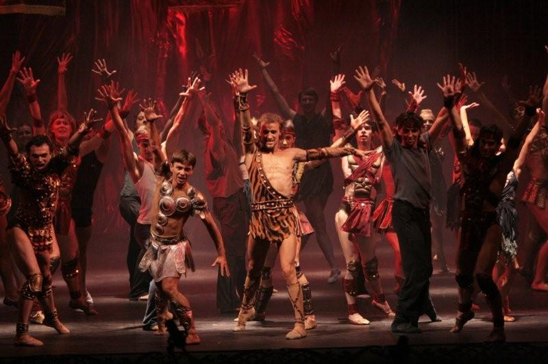 Mikhailovsky Ballet Spartacus