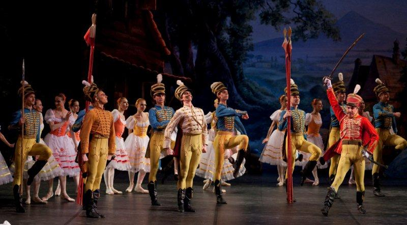 Mikhailovsky Ballet Triple Bill